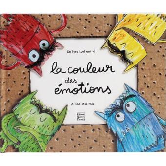 La couleur des émotions en accueil 1ere maternelle | Ecole libre